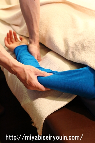 豊橋市整体アロマリンパセラピー肩こり腰痛足のむくみ目の疲れI